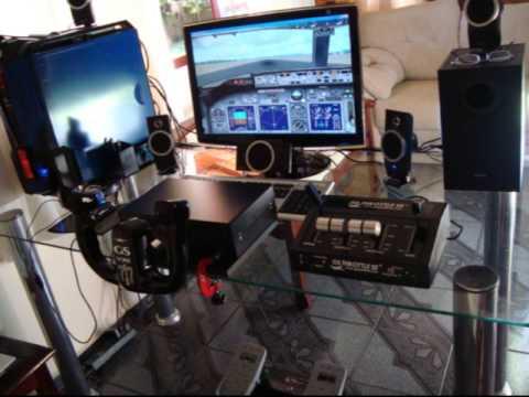 simulador de voo fsx
