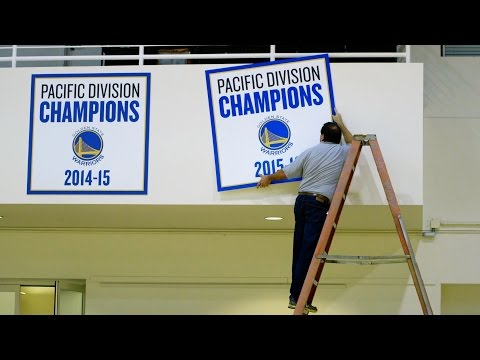 Warriors Pregame Talk: Pacific Division Champs