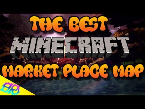 The Best Minecraft Market Place Map To Download