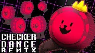 DELTARUNE ~ Checker Dance (Dj CUTMAN Drum and Bass Remix)