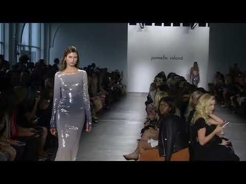 Pamella Roland Spring 2018 Fashion Show