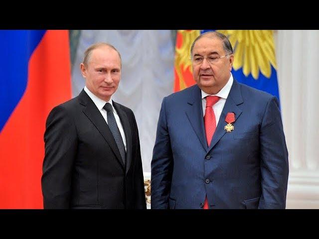 Trump's new sanctions target Putin inner circle
