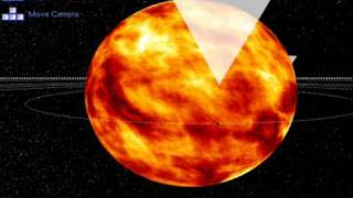 Solar System Simulation OpenGL