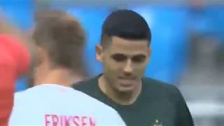Highlights, Denmark vs Australia FIFA World Cup 2018