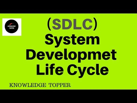 System Development Life Cycle (SDLC) By Knowledge Topper