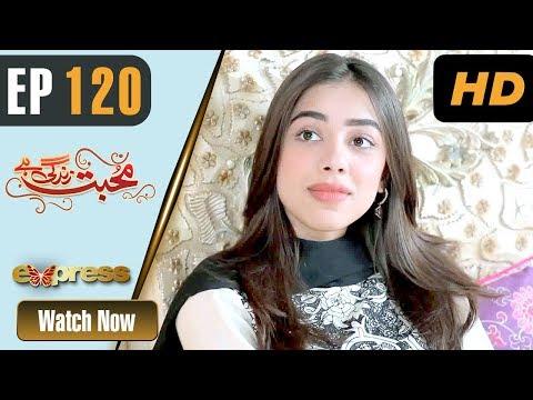 Mohabbat Zindagi Hai - Episode 120 - Express Entertainment Dramas