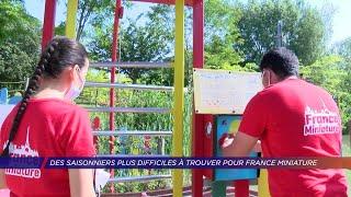 Yvelines | Des saisonniers plus difficiles à trouver pour France Miniature
