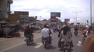 Persib Bandung Pawai di Sukarno Hatta