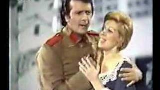 Franco Corelli and Mirella Freni in Carmen