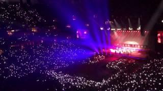 Video BTS WINGS TOUR 2017 ANAHEIM (DAY 1) - NOT TODAY FANCAM download MP3, 3GP, MP4, WEBM, AVI, FLV April 2018