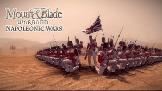 Mount & Blade Warband: Napoleonic Wars Line Battle - Blood & Sand