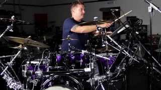 Hybrid drums - using electronics to take control of your sound at your gigs
