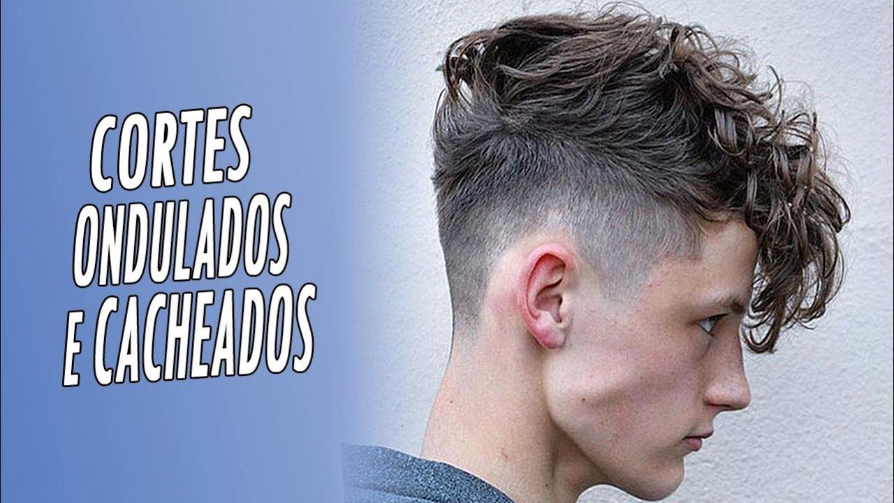 20 Cortes De Cabelo Masculino Ondulado E Cacheado 2019