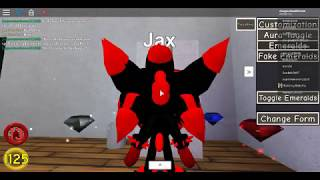 HOI roblox gameplay of sonic crossover