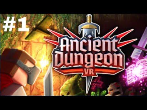 Those damn merchants [Ancient Dungeon VR] [Part 1]  