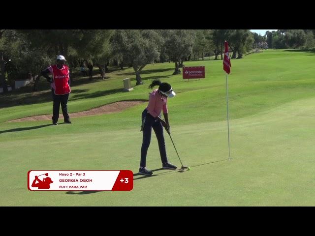 Resumen Santander Golf Tour Málaga 2019 - Lauro Golf