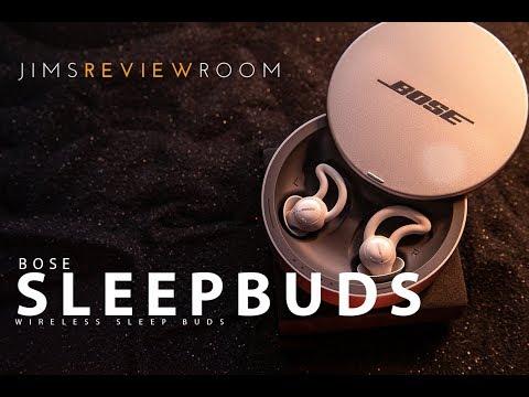 BOSE Sleepbuds Sleeping Earphones - REVIEW
