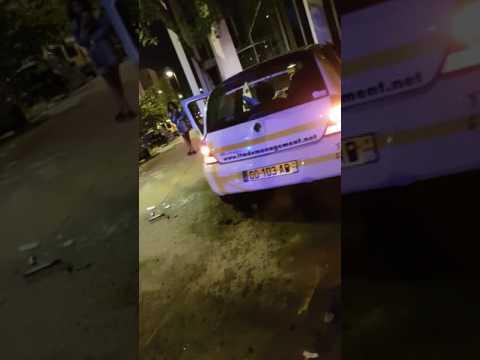 Grave accident sur rue du Landy la plaine St Denis #2