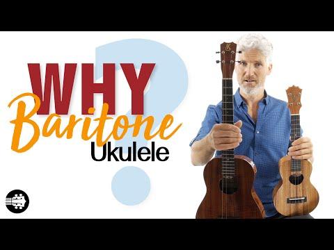 Why Baritone Ukulele? Baritone Ukulele Vs. Concert Ukulele