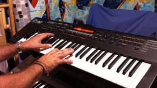 Demo Roland XP30