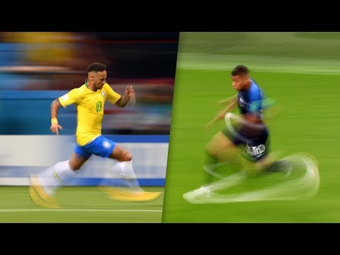 Mbappé is Fast but... Neymar is Outrageous