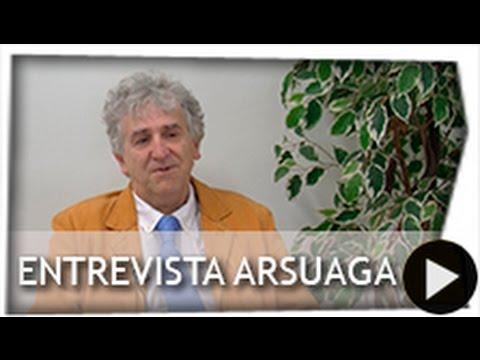 Entrevista a Juan Luis Arsuaga