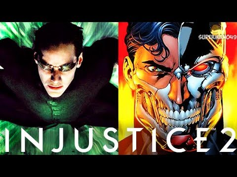 Injustice 2: Neo Or Terminator For Fighter Pack 3? Spawn Better For MK11 Or Injustice 2? (Q&A)