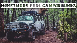 Honeymoon Pool Campgrounds W.A