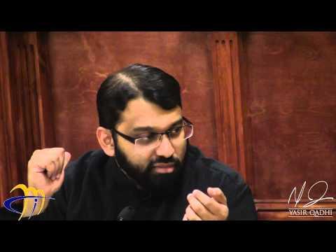 Yasir qadhi seerah of the prophet 12 patches