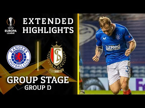 Rangers vs. Standard Liege: Extended Highlights | UCL on CBS Sports