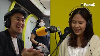 Nadin Ga Suka Dengerin Suaranya Sendiri! - Prambors Music Invasion with Nadin Amizah