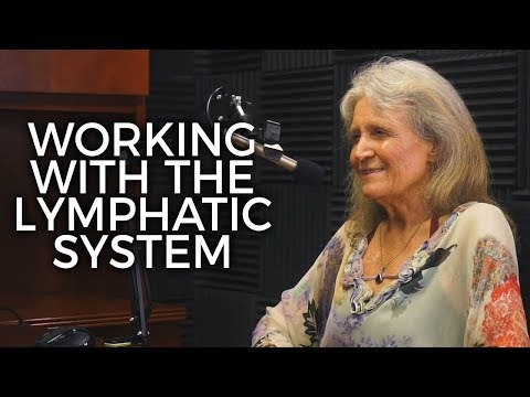 Athena Jezik: How the Lymphatic System Works, Health, Detox, Healing, How to