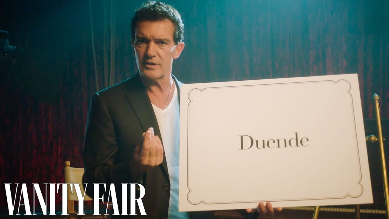 Antonio Banderas Translates Spanish Phrases | Surprise Showcase