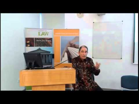 Changing Mindsets, Changing Minds - Albie Sachs speaks