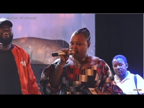 DK 8 Za RIYAMA Akichamba Mbele Ya MUMEWE, Watu Hoi!