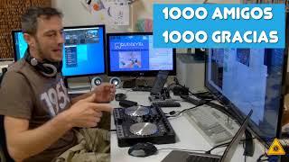 1000 Gracias Techno 90