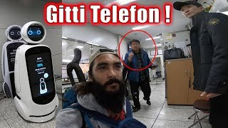 Kore'de Telefonumu Kaybettim !! Dönerci Abinin Evine Kaçak Girdim ! ~134