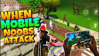Mobile No Skins Are Evolving... | Fortnite Mobile