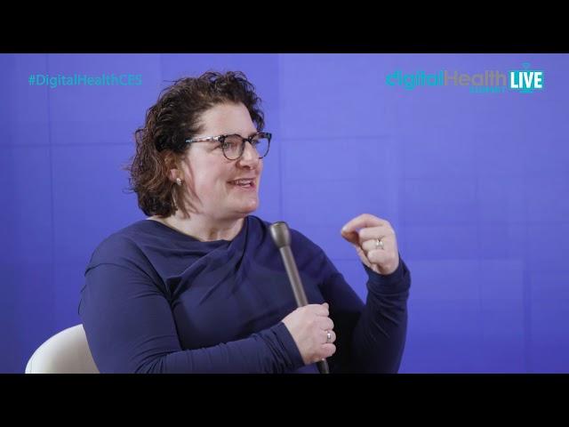 Pippa Shulman @ Digital Health Live CES 2020