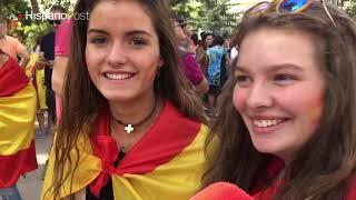 España celebra el Día de la Hispanidad en crisis con Cataluña