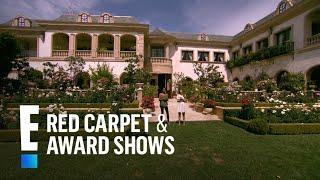 "Inside ""Second Wives Club"" Star Shiva Safai's Mansion | E! Red Carpet & Award Shows"