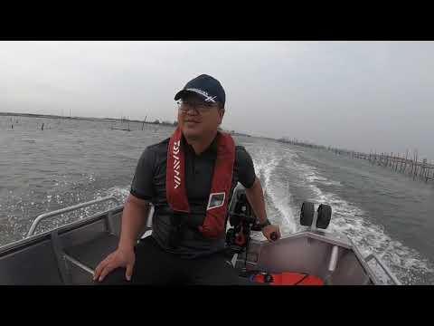 蘆竹溝坐鋁船喝下午茶科建鋁船 嘉南經銷(HD1080P)