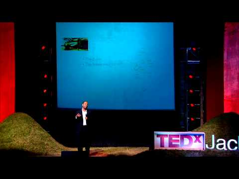 How to make health care an economic driver | Tray Hairston | TEDxJackson
