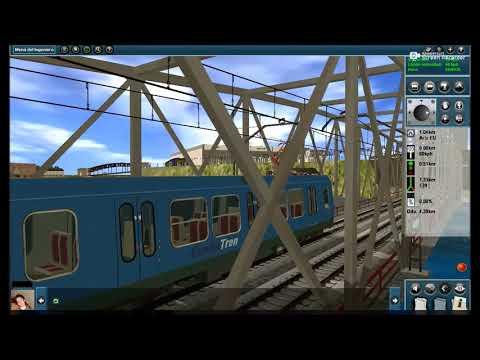 Eusko tren trainz 1