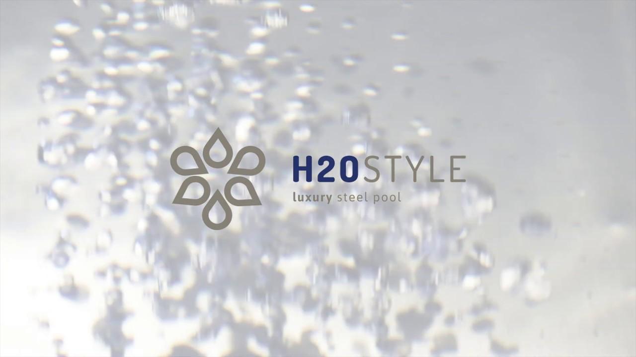 Piscine En Inox Steel And Style h20style | stainless-steel swimming pools