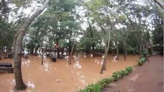 Ayotlan cienega inundada