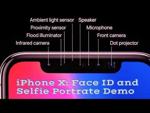 Download Youtube: iPhone X: Face ID, Selfie Portrait with Portrait lighting, Animoji Demo