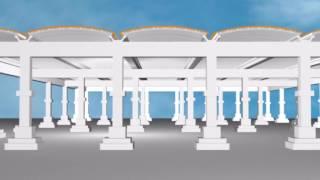 Panel C-GG - Struttura in cemento