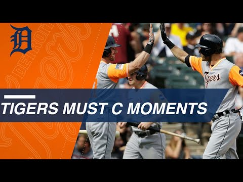 Must C: Top Moments From The Tigers' 2017 Season
