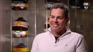 NEIL CROMPTON INTERVIEWS CRAIG LOWNDES FOLLOWING HIS RETIREMENT ANNOUNCEMENT
